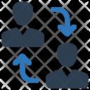 Collaboration Communication Conversation Icon