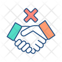 Collaboration Denial Icon