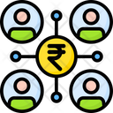 Collaborative Economym Icon