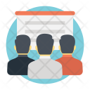 Collaboration Learning Teamwork Icon
