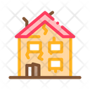 Collapse Old House Icon