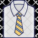 Collar Shirt Dress Shirt Formal Shirt Icon