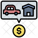 Collateral Asset Property Icon