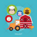 Collect Agriculture Farm Icon