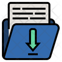 Collecting Data Icon