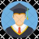 College Graduate Icon