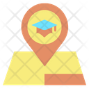 College Location Icon