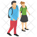 College Students Icon