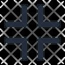 Chevron Collpase Special Icon