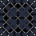 Collpase Icon