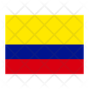 Colombia Flag Flags Icon