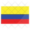 Colombia International Nation Icon