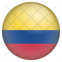 Colombia Flag Icon