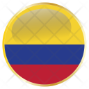 Colombia Col South Icon