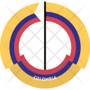 Colombia Country Flag Icon