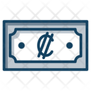 Colon Currency Icon