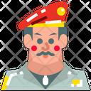 Colonel General Army Icon