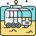 Colony Transport Colony Space Car Icon
