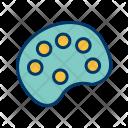 Color Pallete Icon