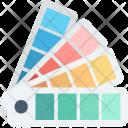 Color Catalogue Colors Icon