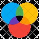 Color Circle Circles Icon