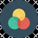 Color Gradient Scale Icon