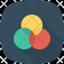 Color Shade Gradient Icon