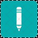 Color Pencil Writing Icon