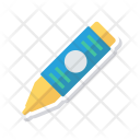 Color Pencil Drawing Icon