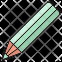 Color Makeup Pencil Icon