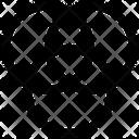 Analysis Circle Design Icon