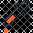 Color Dropper Eyedropper Icon