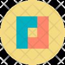Color Combination Design Icon