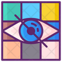 Color Blindness Icon
