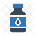Color Bottle Color Art Icon