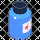 Color Bottle Icon