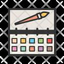 Color box Icon