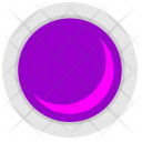 Color Pattern Pink Icon