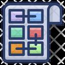 Color Boxes Icon