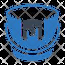 Color Bucket Bucket Color Icon
