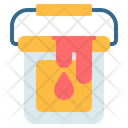Paint Bucket Home Repair Icon