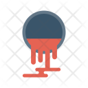 Color Bucket Decoration Icon