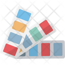 Color catalogue Icon