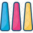 Color Chalk Icon
