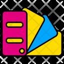 Color Chart Color Sheet Color Palette Icon