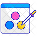 Color Correction Tool Icon
