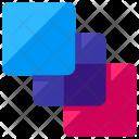 Color Layer Theme Icon