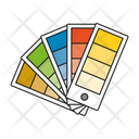 Color Selector Icon