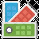Color Palette Color Selector Color Plate Icon