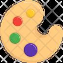 Color Palette Color Palette Icon